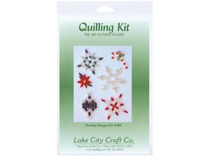 Quilling Kit-Holiday
