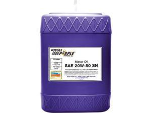 Royal Purple 5250 Multi-Grade Motor Oil Sae 20W50 5 Gal. Pail