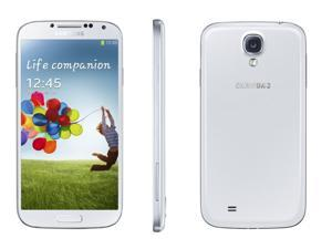 Samsung Galaxy S4 I337 White 3G 4G LTE Quad-Core AT&T Unlocked GSM Android Cell Phone