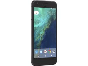 Google Pixel 32GB (Factory Unlocked) 5-inch 12.3MP Android Smartphone - Quite Black