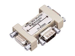 B&B 9PMDS 9-Pin RS232 Modem Data Splitter