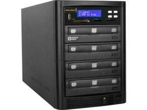 Aleratec  Black  1 to 3  128M  Buffer Memory DVD/CD Flash Copy TowerModel 310109