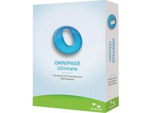 NUANCE OmniPage Ultimate Box