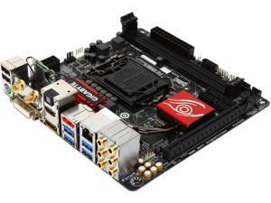 GIGABYTE G1 Gaming GA-Z97N-Gaming 5 LGA 1150 Intel Z97 HDMI SATA 6Gb/s USB 3.0 Mini ITX Intel Motherboard