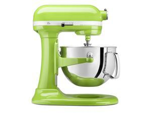 KitchenAid -- 6-quart Professional 600 Series -- Bowl-Lift Stand Mixer - Green Apple