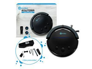 RolliTerra - Robotic Vacuum by RolliBot -- Automatic Cleaning Made Easy. Eliminate Pet Hair & Allergens