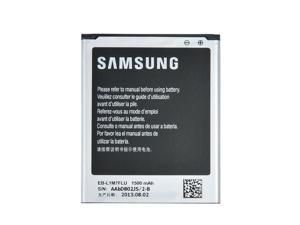 Original OEM Samsung Galaxy S3 Mini Replacement Battery  with NFC, i8160 i8190, EB-L1M7FLU, 1500mAh, Sliver