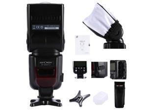 Flash Speedlite,K&F Concept® KF-590EX E-TTL Flash Speedlite For Canon Camera 7D 5D 60D 600D 400D 5D 5D2 5D3 6D 7D 1100D 60D 550D 450D 20D 30D 40D 500D