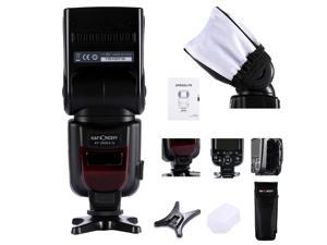 Camera Flash Gun,K&F Concept® KF-590EX i-TTL Flash Speedlite with Flash Diffuser Soft Box Softbox For Nikon D5100 D5000 D3100 D3000 Nikon D40 D50 D70 D600 D7000 D600 Nikon D90 D7000 D5100 D3100 D700