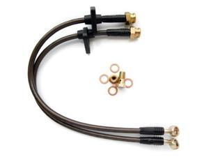 Agency Power Front Brake Lines for 2G Eclipse Turbo AWD