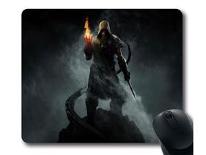 "for The Elder Scrolls V Skyrim Mousepad, Customized Rectangle Mouse pad 10"" x 11"""