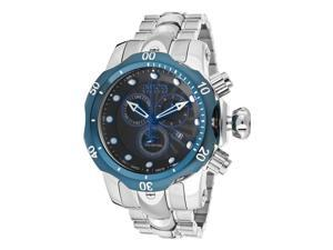 Invicta 10805 Men's Venom Reserve Chronograph Watch - Stainless Steel, Black Dial