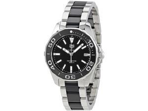 Tag Heuer Aquaracer Black Dial Ladies Watch WAY131A.BA0913