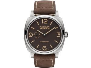 Panerai Radiomir Automatic Brown Dial Mens Watch PAM00619