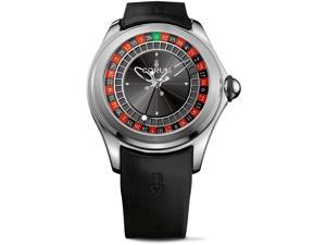 CORUM MEN'S LIMETED EDITION 288 BUBBLE ROULETTE WATCH 082.310.20/0371 CA01
