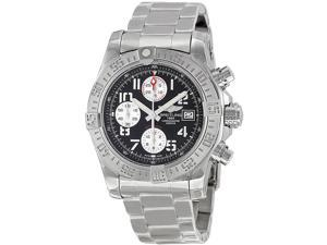 Breitling Men's Avenger II 43mm Steel Bracelet Automatic Watch A1338111/BC33SS