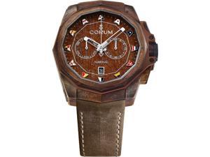 Corum Men's Admiral Ac-One 45 45mm Brown Automatic Watch 116.200.53/0F62 AW01