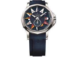 CORUM MEN'S ADMIRAL LEGEND 42  42MM BLUE AUTOMATIC WATCH 395.101.20/F373 AB12