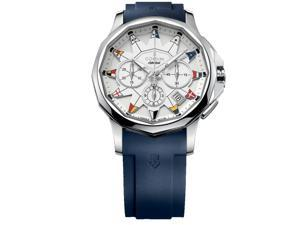 CORUM MEN'S ADMIRAL LEGEND 42 42MM BLUE AUTOMATIC WATCH 984.101.20/F373 AA12