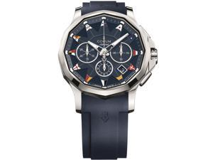 CORUM MEN'S ADMIRAL LEGEND 42  42MM BLUE AUTOMATIC WATCH 984.101.20/F373 AB12