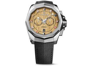 Corum Men's Admiral Ac-One 45 45mm Black Automatic Watch 116.101.20/F249 AW02