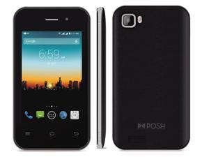 "Posh Mobile Primo Plus C353 GSM Unlocked 4G HSDPA+, 512MB, 3.5"" LCD, Android Smartphone"