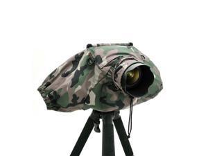 Professional Camera Rain Cover Coat Bag Protector Rainproof Waterproof Dustproof for DSLR SLR
