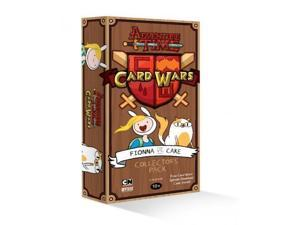 Adventure Time Card Wars - Fionna vs. Cake SW (MINT/New)