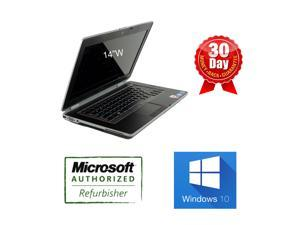 "Dell Latitude E6420 Business Laptop i5, 2.5Ghz, 4G ddr3, 250G, DVDRW, HDMI, Windows 10 Professional MAR, 14"" Widescreen, ac adapter and battery"