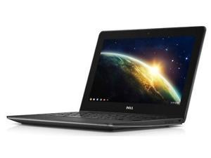 "DELL Chromebook 11 (730-8301) Intel Celeron 2955U (1.40GHz) 4GB Memory 16GB SSD 11.6"" Chrome OS"