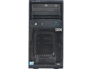 IBM System x x3100 M5 5457C5U 5U Tower Server - 1 x Intel Xeon E3-1231 v3 3.40 GHz