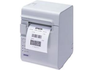 Epson TM-L90 Plus Direct Thermal Printer - Monochrome - Desktop - Label Print
