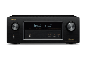 Denon AVR-X2300W 7.2 Channel Full 4K Ultra HD A/V Receiver with Bluetooth and Wi-Fi