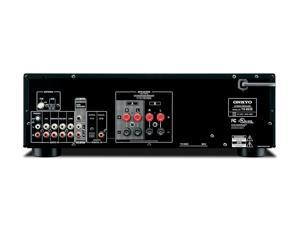 Onkyo TX-8220 Analog Home Audio/Video Stereo Receiver (Black)