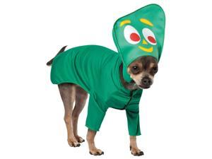 Gumby Pet Dog Costume X-Small