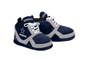 Dallas Cowboys NFL Adult Sneaker Slipper Large