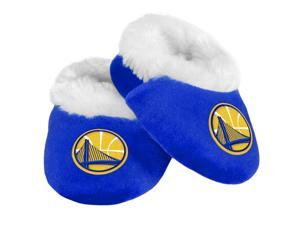 Golden State Warriors NBA Baby Bootie Slipper Large