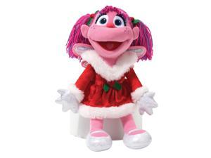 Plush - Sesame Street - Holiday Abby Cadabby Soft Doll Gund Licensed 4036387