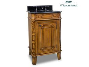 Elements Vanity With Preassembled Top And Bowl Van047-T New - Qty 1