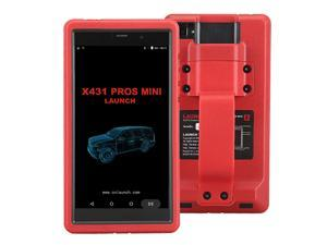 2017 New Original Launch X431 PROS Mini Bluetooth / Wifi Full System Car Diagnostic Scan Tool OBD2 Auto Scanner  with Wifi + 2 Years of Free Updates be equal Functions of Launch X431 V / X431 Pro