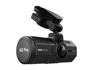 "Vantrue N2 Pro Dual Dash Cam Dual 1920x1080P Front and Rear Dash Cam (2.5K Single Front Recording) 1.5"" 310° Car Dashboard Camera w/Infrared Night Vision, Sony Sensor, Parking Mode, Motion Detection"