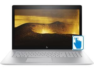 "HP ENVY - 17t Touch Premium Business Laptop (Intel Core i7-7500U (2.7 GHz) + NVIDIA GeForce 940MX, 16GB RAM, 1TB HDD + 128GB SSD, 17.3"" FHD IPS WLED (1920x1080) Touchscreen, Windows 10 Home )"
