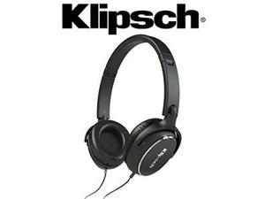 Klipsch Reference R6 On-Ear Headphones - Black