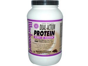 Dual Action Protein Chocolate - 2 lbs - Powder