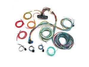 Keep it clean wiring accessories ignition electrical performance keep it clean wiring accessories kica32ed1 ultimate 15 fuse 12v conversion wiring harness 46 1946 publicscrutiny Images