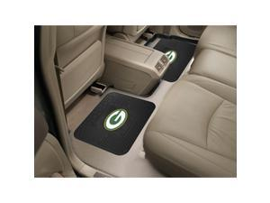 NFL - Green Bay Packers  Backseat Utility Mats 2 Pack