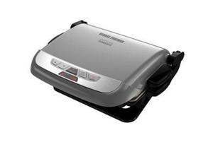 George Foreman  5-serving Multiplate Evolve Grill  GRP4842P  Silver