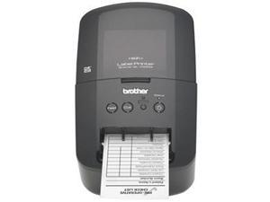 Brother BRT-QL720NW Direct Thermal Up to 93 labels per minute 300 x 600 (Superfine Mode) Professional, High-speed Label Printer with Built-in Ethernet and Wireless Networking