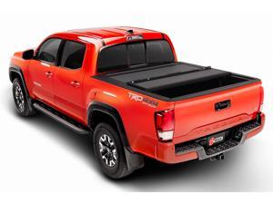 BAK Industries 448426 BAKFlip MX4 Hard Folding Truck Bed Cover Fits 16-17 Tacoma