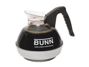 BUNN 06100.0101 Black Easy Pour Coffee Decanter